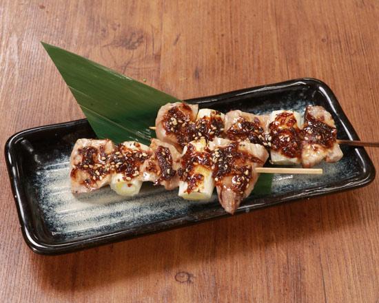 鰹の味噌炙り串(2串)