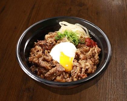 【キャンペーン対象外】半熟玉子の牛カルビ丼