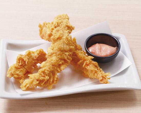 カリッカリッ!!地鶏のクリスピーチキン Crispy Chicken