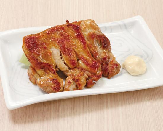鶏もも肉の一枚焼き Grilled Chicken Thigh