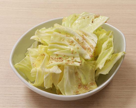 塩だれキャベツ Salt-Sauce Flavored Cabbage
