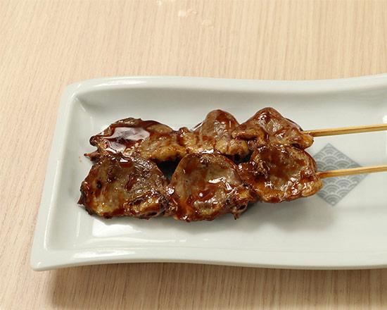 ハツ串 Chicken Heart Skewer