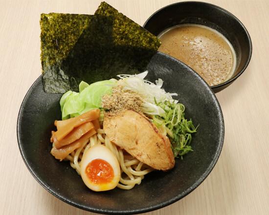 """濃厚煮干し鶏白湯つけ麺 Dipping-style Noodles :Chicken & Sardine Mixed Soup """"Tsukemen"""""""