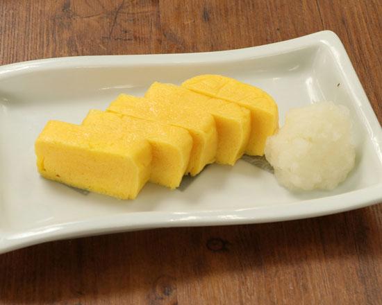 玉子焼 Japanese-Style Omelette