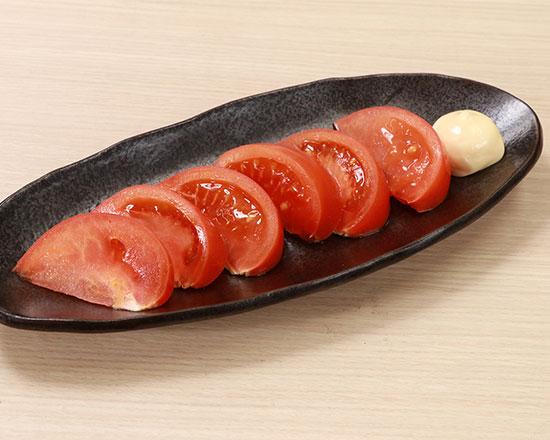 冷やしトマト Chilled Tomatoe