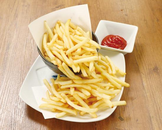 【バカ盛】ポテトフライ  Mountain Size French Fries