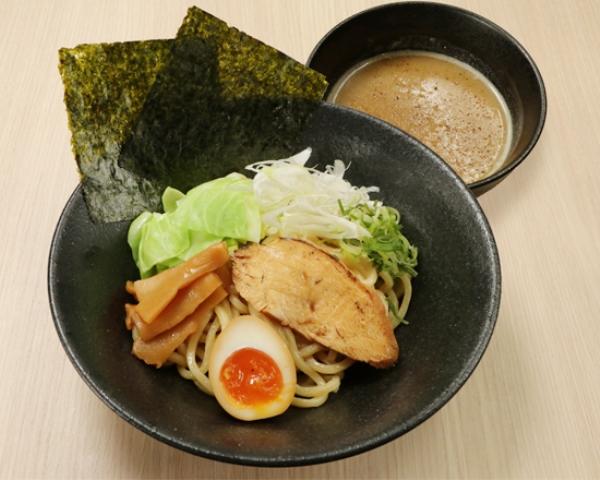 """濃厚鶏白湯つけ麺 Dipping-style Noodles :Chicken Soup """"Tsukemen"""""""