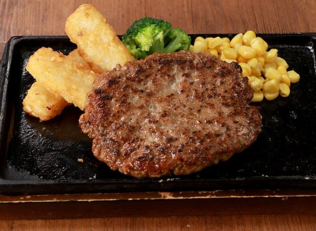 ハンバーグステーキ Hamburg steak