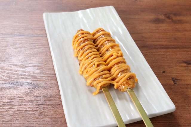 つくね串 チーズ