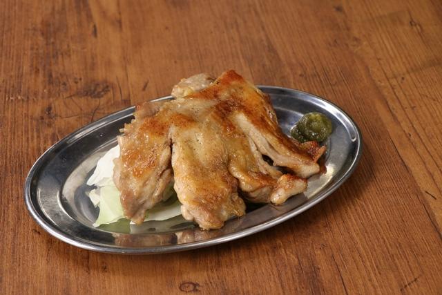 鶏もも1枚焼(スパイス)