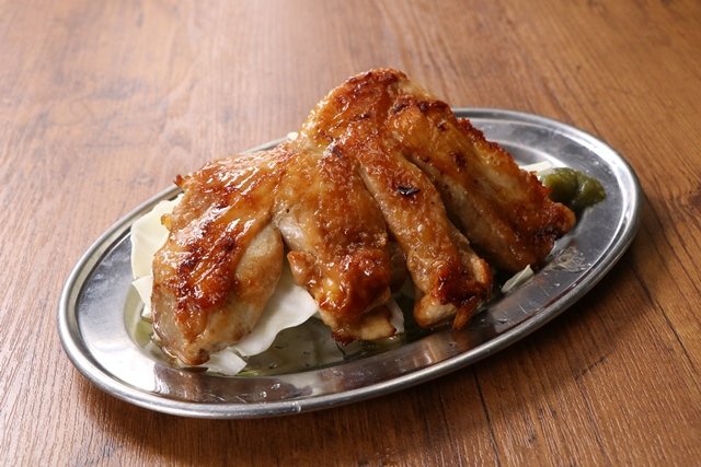 鶏もも1枚焼(匠の醤油)