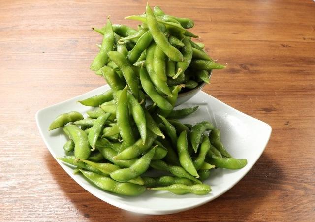 バカ盛枝豆