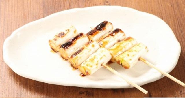 ねぎ串 塩(2串)