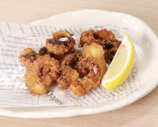 たこの唐揚げ Fried Octopus