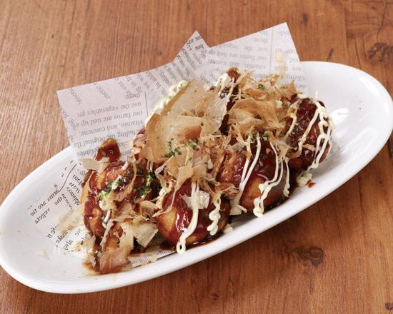 たこ焼(ソースマヨ) Takoyaki - Sauce Flavor