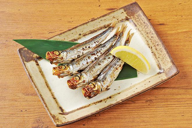 鹿児島県阿久根産 いわしの丸干し Salted and Dried Sardine from Akune, Kagoshima