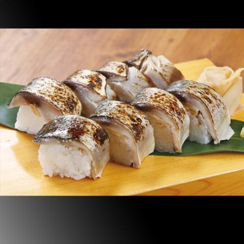 鯖の棒寿司(一本)