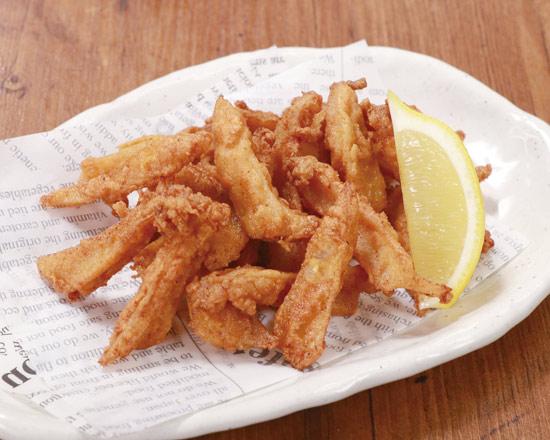 鶏ヤゲン軟骨揚げ Fried Yangen Chicken Cartilage