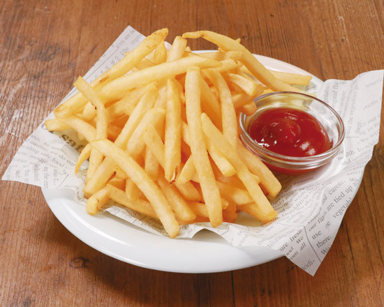 シャカ×2ポテト Shack and Spice Your French Fries