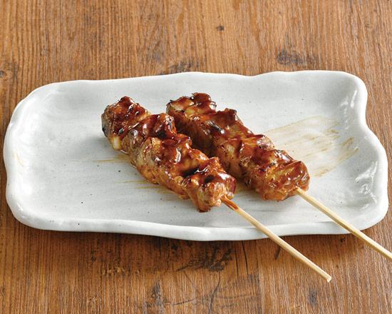 鶏もも串(2本)