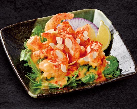 大人のエビマヨ Shrimp & Mayonnaise