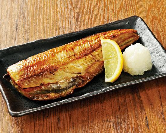 縞ほっけ炙り焼 Broiled Atka Mackerel
