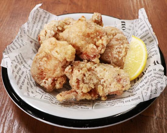 自家製 若鶏の塩から揚げ