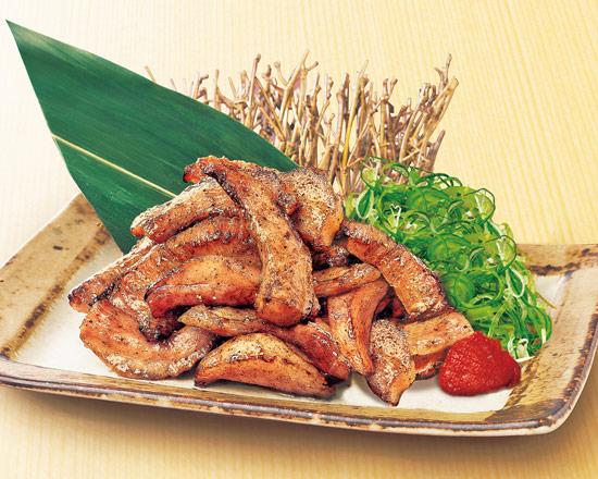 豚とろの炙り焼 ~黒胡椒仕立て~ Broiled Black Pepper Fatty Pork