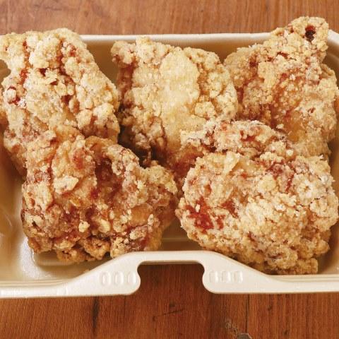 お得なBIGからあげ5ヶパック Juicy Big Fried Chicken Value Pack (5 pieces)