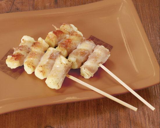 とろ~りチーズの肉巻き串(2本)