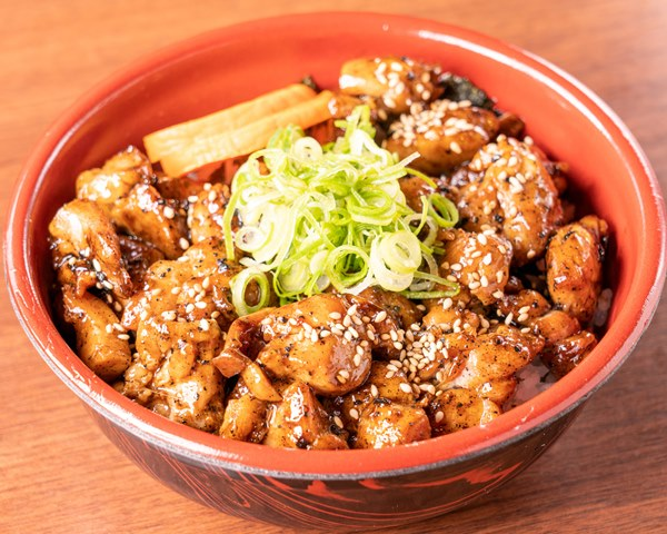 焼鳥弁当 Yakitori Meal Box (Chicken Skewers)