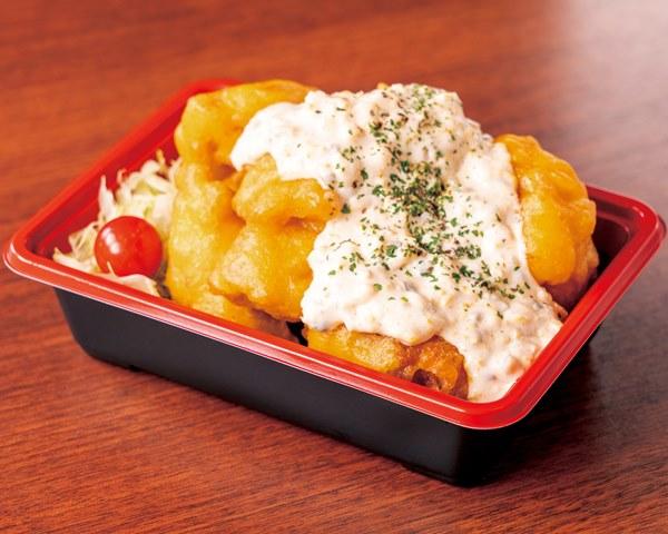 若鶏のチキン南蛮 Chicken Nanban (Fried Chicken with Vinegar and Tartar Sauce)