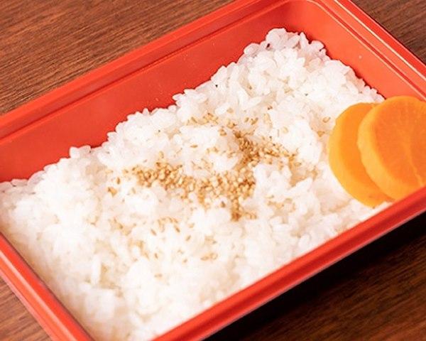 ライス Steamed Rice