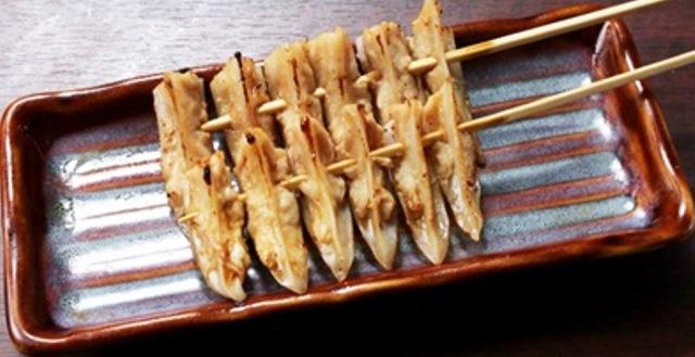 ヤゲン軟骨串 (2串)
