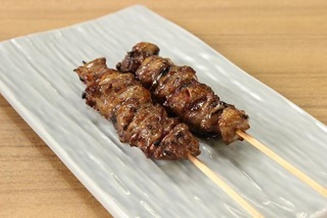 鶏砂肝串 (2串)