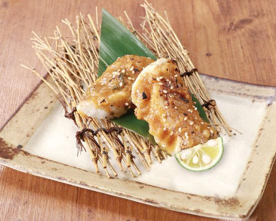 宮崎県産 真鯛の味噌焼き Miso Grilled Red Sea Bream from Miyazaki Prefecture