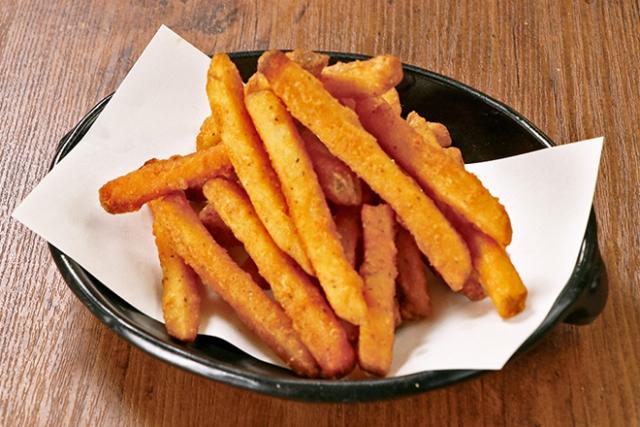 スパイシーポテトフライ Spicy French Fries