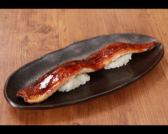鹿児島県産 うなぎの1/2本寿司