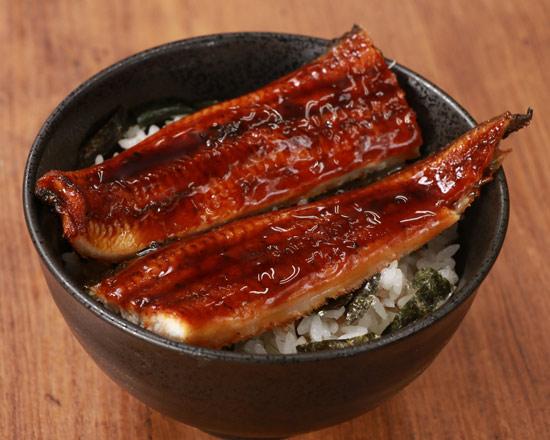 鹿児島県産 上うな丼(肝吸い付き)