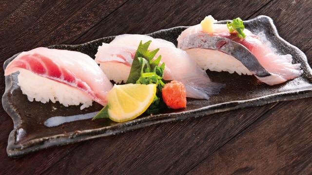【期間限定フェア】天然魚三昧