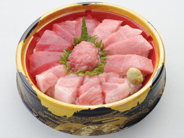 【1月16日限定発売】本マグロづくし丼