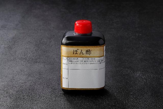ポン酢(100ml)