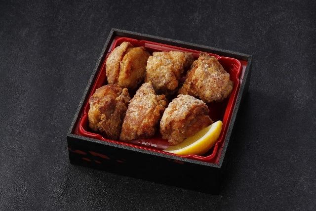 いちばん地鶏の唐揚げ(6個入)