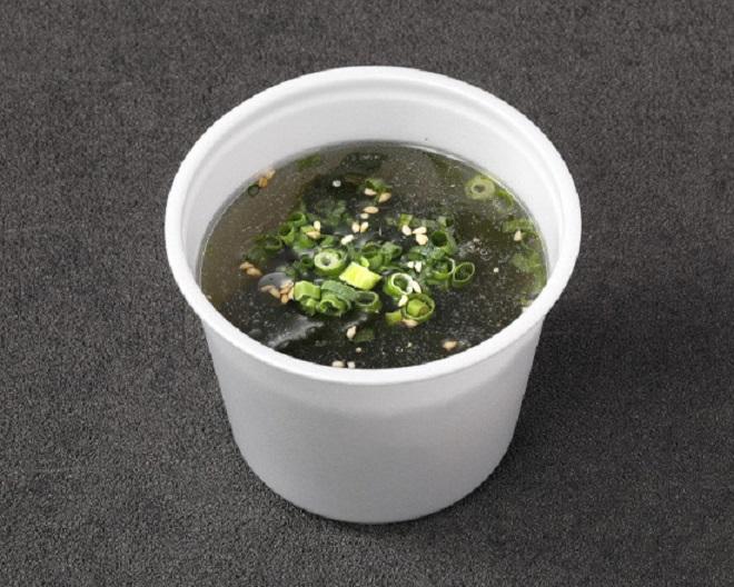【平日限定】わかめスープ