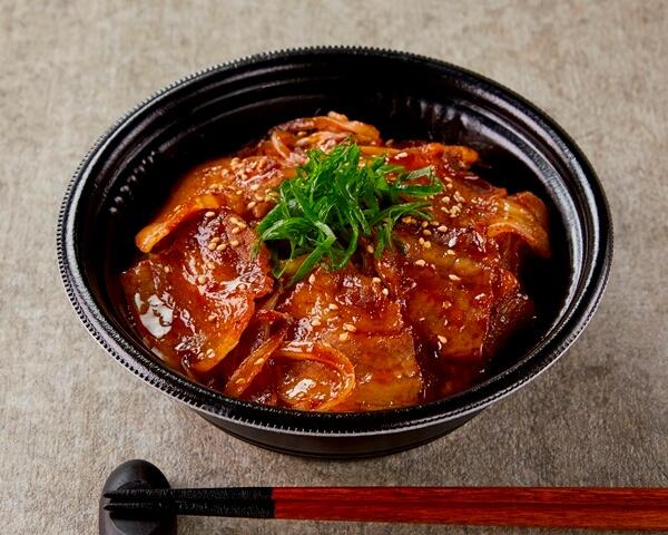 和豚もちぶた豚丼
