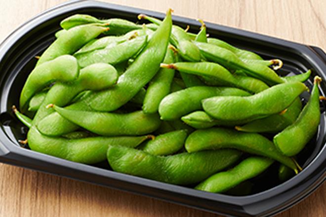 大盛り枝豆