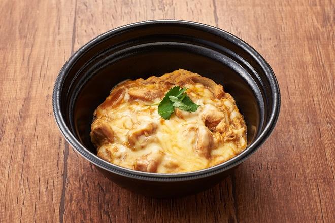 【期間限定特価!】チーズ親子丼