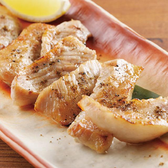 トントロ黒煎り七味焼き
