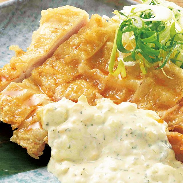 「鶏王」むね肉のチキン南蛮
