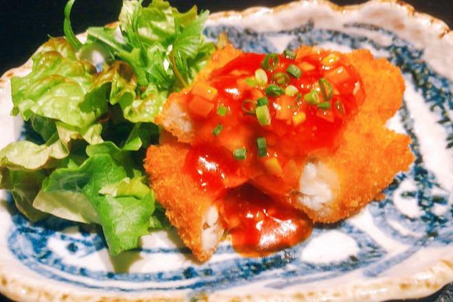 白身魚フライチリソース
